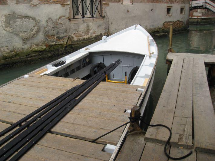 フェニーチェ劇場のボート